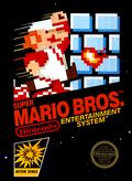Super Mario Bros box
