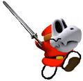 Battle Skull 3-D