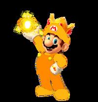 Crown Mario