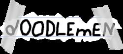 Doodlemen Series Logo