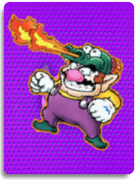 PowerCardWario DragonPot