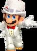 SMO Art - Wedding Mario