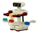 Brawl Sticker Robot & Blocks (Stack-Up)