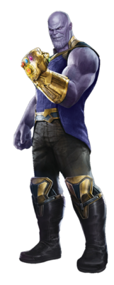 DSSB Thanos render