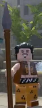 Kraven the Hunter (Lego Batman 4)