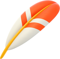 MK8 Deluxe Art - Cape Feather