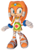 Mmd tikal the echidna by yelenbrownraccoon-d9u9o1o