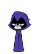 Raven from Teen Titans Go