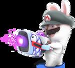 SB2 Rabbid Mario recolor 11