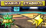 Wario's Stadium MKSR