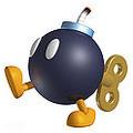 Bob-Omb - Mario Kart 8 Wii U