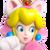 Cat Princess Peach Spirit Icon SSBE