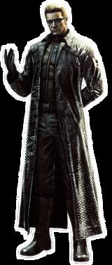 Dr.Albert Wesker