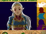 Legend of Zelda: Path of Shadows