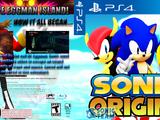 Sonic Origins (Remake of SegaSonic Arcade)
