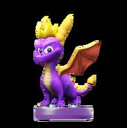Spyro Amiibo