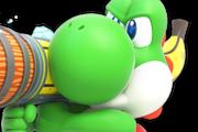 Yoshi - Kingdom Battle