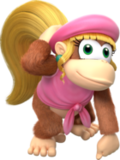140px-Dixie Kong - Donkey Kong Country Tropical Freeze