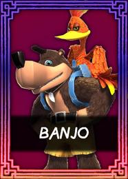 ACL Tome 57 character portal box - Banjo