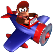 Diddy Kong DKP