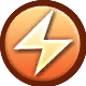 HW - Lightning element icon