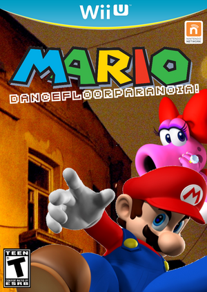 Mario dancefloorparanoia