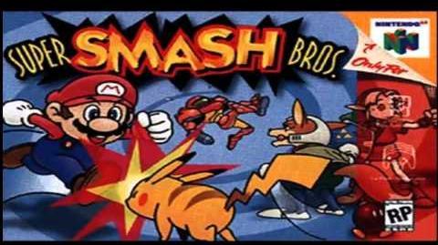 Metal Mario Battle (Super Smash Bros