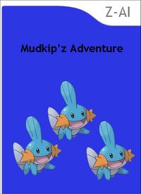 Mudkip'z Adventure (Box Art)