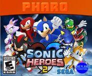 SonicHeroes2 Pharo Boxart