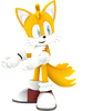 Sonic boom tails pose by jaysonjean-d8yui0x