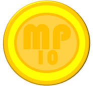 10-Worth Coin Space