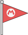 Checkpoint Flag Koopa