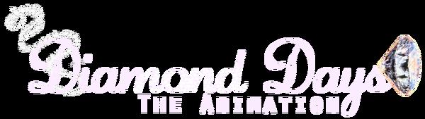 Diamond Days The Animation logo