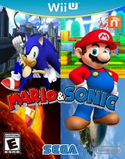 Mario & Sonic Boxart