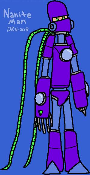 Nanite Man