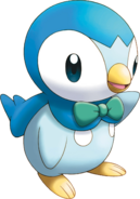 Piplup EoS