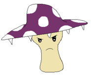 Poison Mushroom (Battlegrounders)