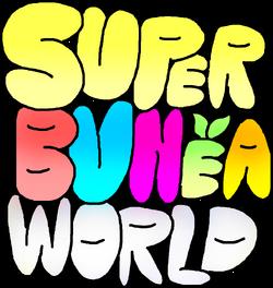 SuperBuneaWorldLogoLetters