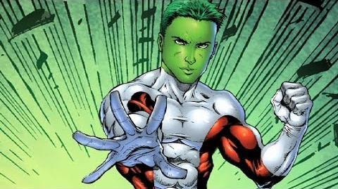 Superhero Origins Beast Boy-0