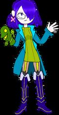 YamaVelvetrot Costume 7