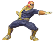 0.3.Captain Falcon telling you C'mon