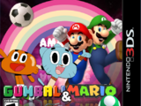 Gumball and Mario