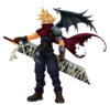Cloud strife render by faisk4-d4mm1no