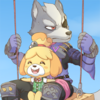 Isabelle and Wolf Avie