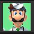 JSSB Character icon - Dr. Luigi