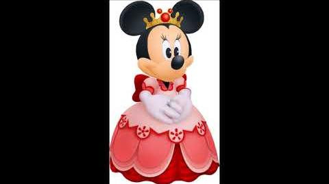 Kingdom Hearts 3D Dream Drop Distance - Minnie Mouse Voice Clips