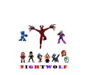 Nightwolf Promo Art
