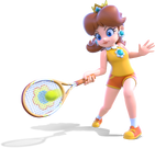 Princess Daisy - Mario Tennis Ultra Smash
