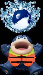 Splasher Spike