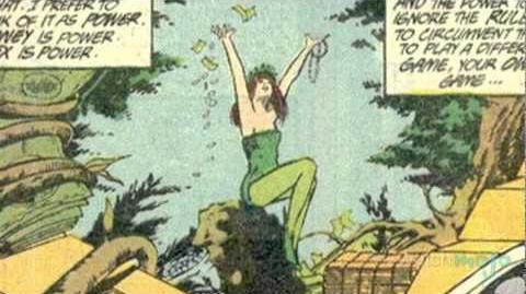 Supervillain Origins Poison Ivy